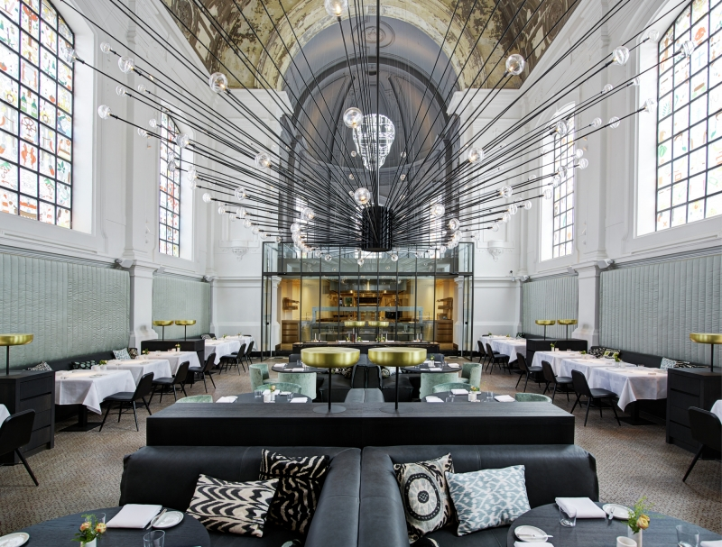 Best Cafe Design - Abeej Design